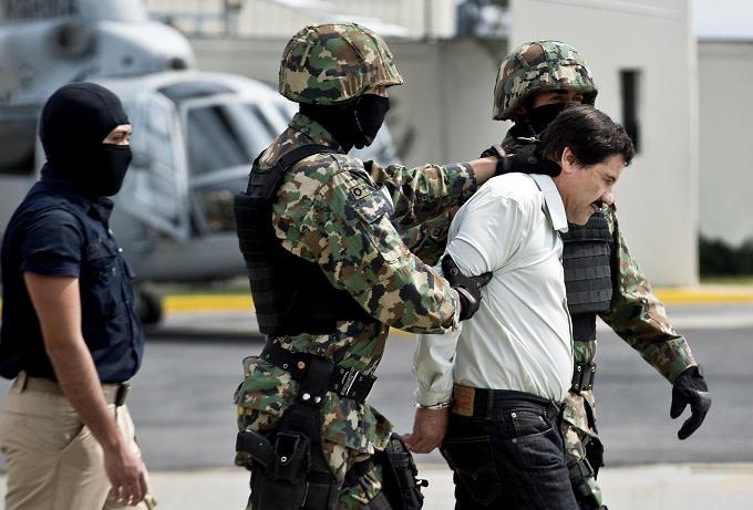 El Chapo in 2014