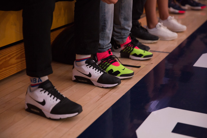 Style In The Stands: Best Dressed At Nike's CROWN LEAGUE In Toronto (Week 4)