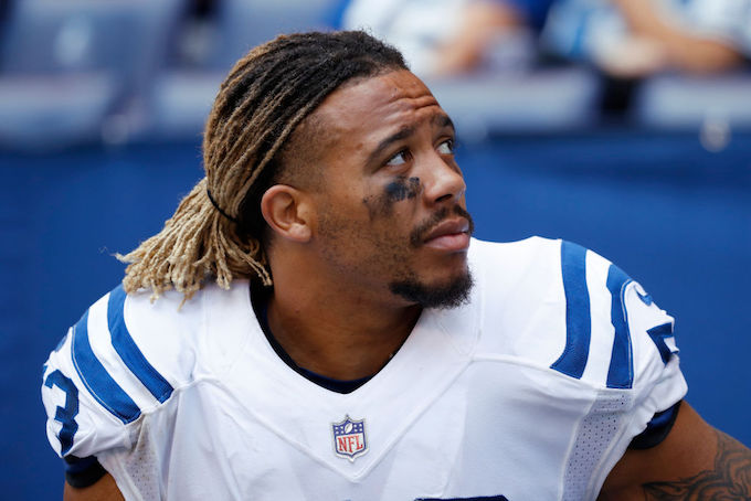 This is a picture of Edwin Jackson.