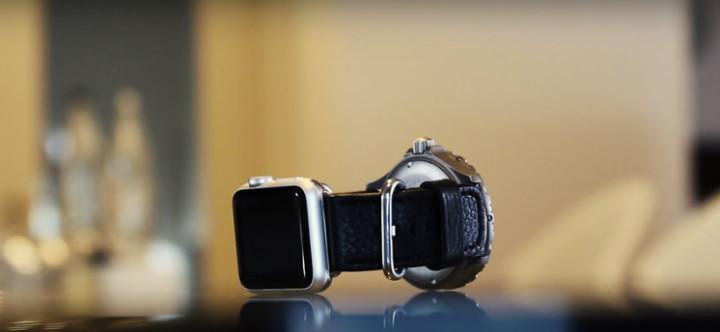 Bad Apple Watch accessory