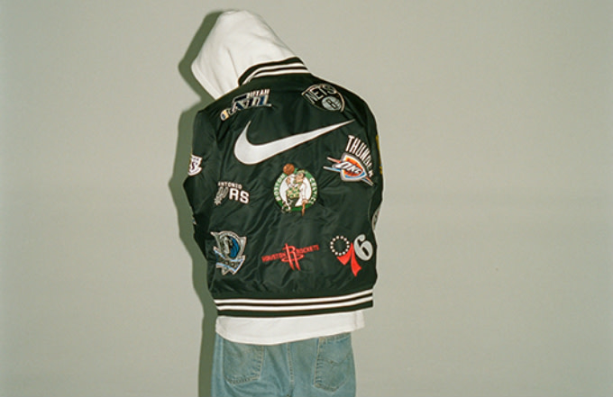 37a035e54fc Supreme Reveals Nike x NBA Collection Featuring Jerseys, Jackets ...