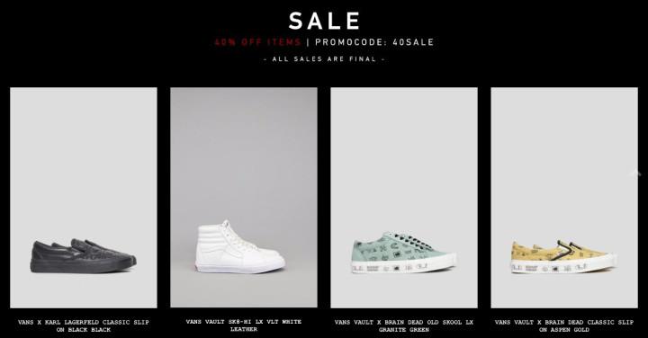 new concept 05fe4 0721a Black Friday 2018: Best Sneaker Deals & Sales | Complex