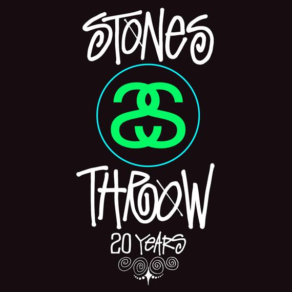 Stones Throw 20th Anniversary Mixtape
