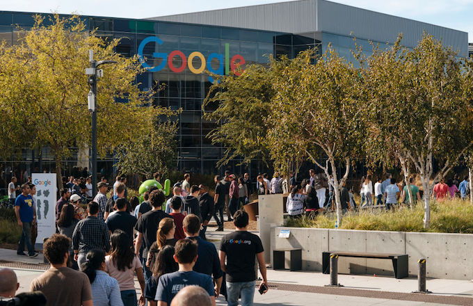 Google Walkouts sexual harassment