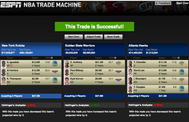 The Best Fake NBA Trades That Work on ESPN's Trade Machine | Complex