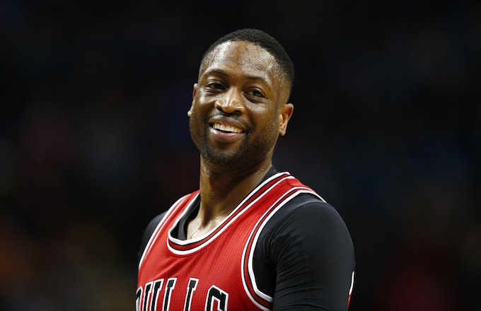 Dwyane Wade Had a Petty Response for Fans Who Suggested He