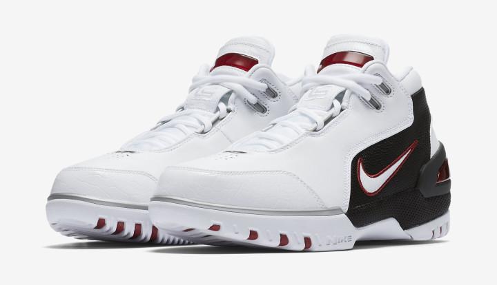 LeBron Retro Nike Air Zoom Generation AJ4204-101