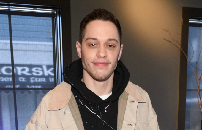 Pete Davidson attends The Vulture Spot during Sundance Film Festival