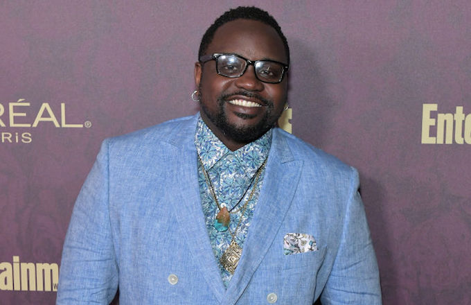 Brian Tyree Henry on police