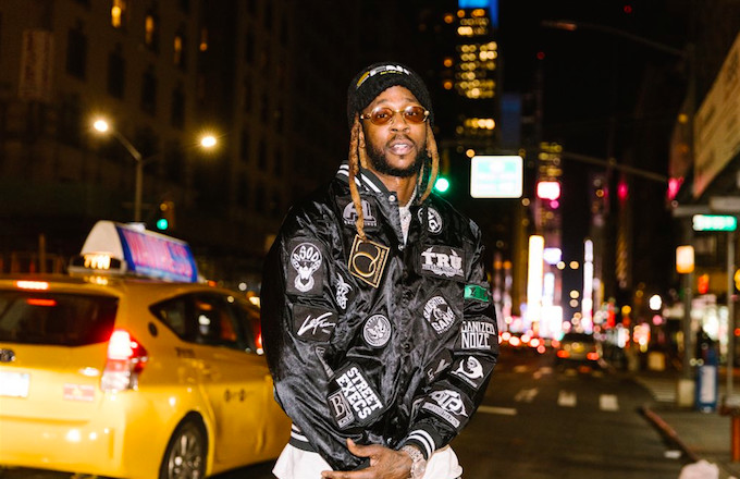 2 Chainz's 'ROGTTL' Merch Includes Bomber Covered in ATL
