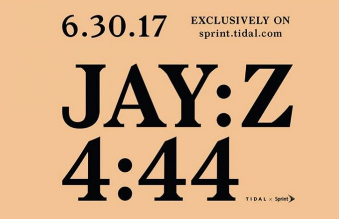 You Can Now Download Jay Z's '4:44' for Free via Tidal with No