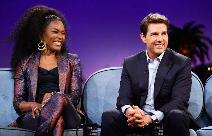 Angela Bassett, Tom Cruise Mission Impossible