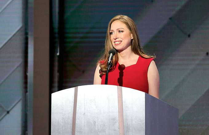 Chelsea Clinton For Congress