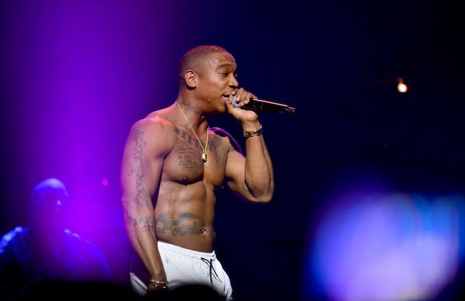 Ja Rule Boasts His Eminem/50 Cent