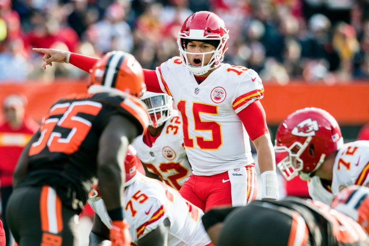 65a6363fb Everything You Need To Know About Kansas City Chiefs QB Pat Mahomes ...