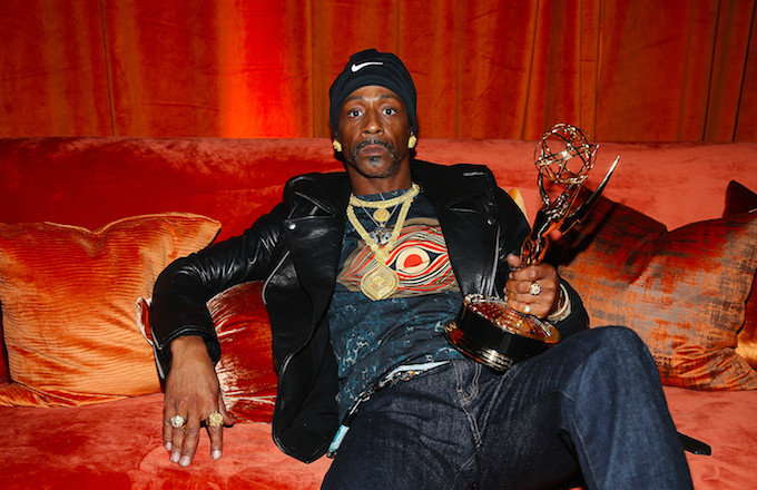 Katt Williams' Emmy Appearance Reportedly Led to His Arrest
