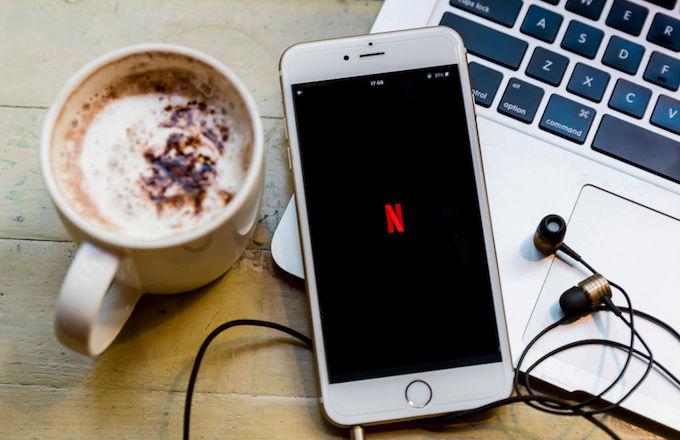 Netflix mobile subscription