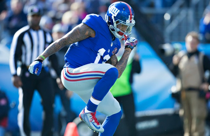 412f2166e25c88 A Brief History of Odell Beckham Jr. Making Bizarre Headlines for Dancing