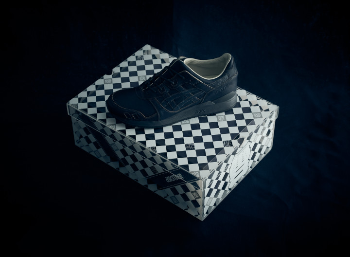 nouvelle collection 80928 97040 Asics Delivers the Hand Crafted GEL-LYTE III