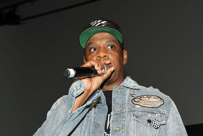 This is a picture of Jay-Z.