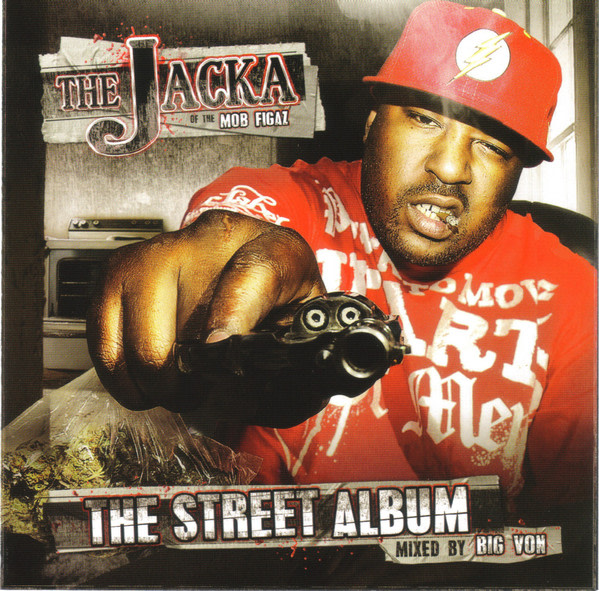 rapper-mix-tape-jacka-street-album