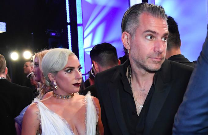 Lady Gaga Christian Carino