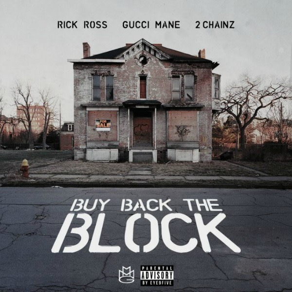 5597865aac3 Rick Ross Links Up With Gucci Mane and 2 Chainz on