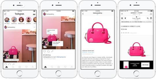 Instagram Shoppable Photos