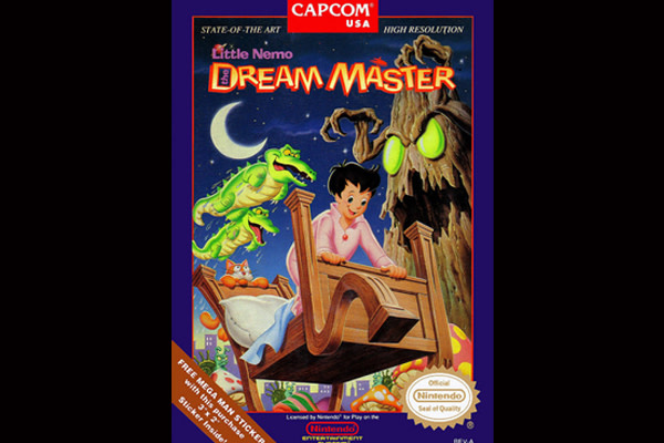 best-old-school-nintendo-games-little-nemo-dream-master