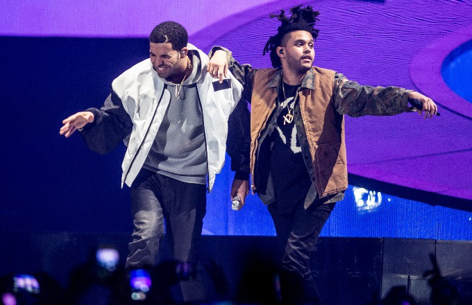 Drake Unfollows the Weeknd on IG, Starts Following Soulja