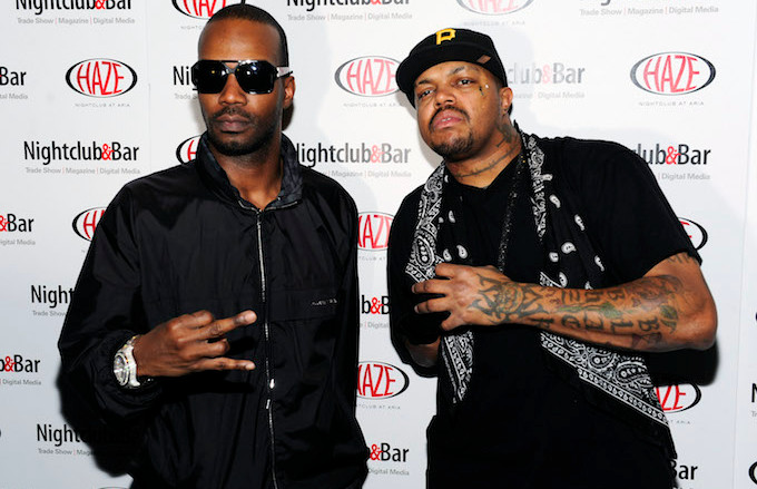 DJ Paul Claims Juicy J 'Resigned' From Three 6 Mafia, But Juicy's