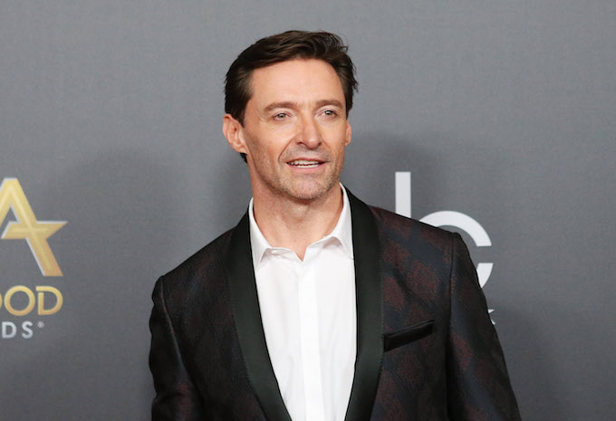 Hugh Jackman in Hollywood