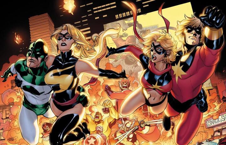 Captain Marvels
