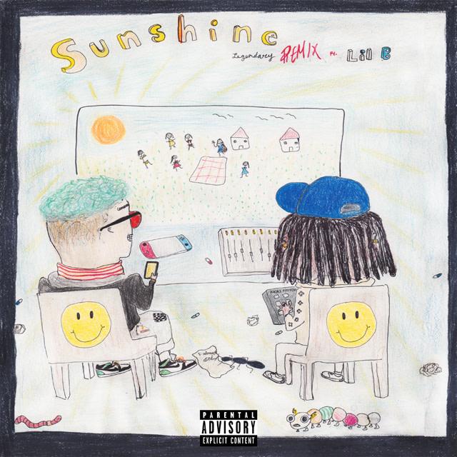 "Ant Beale ""Sunshine"" Remix ft. Lil B"