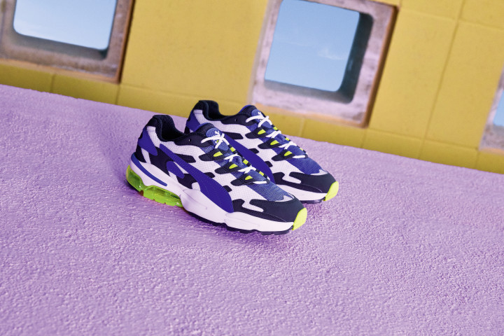 13cef04ca7 PUMA Pulls Another Sneaker from the 90s to Relaunch CELL Alien OG ...