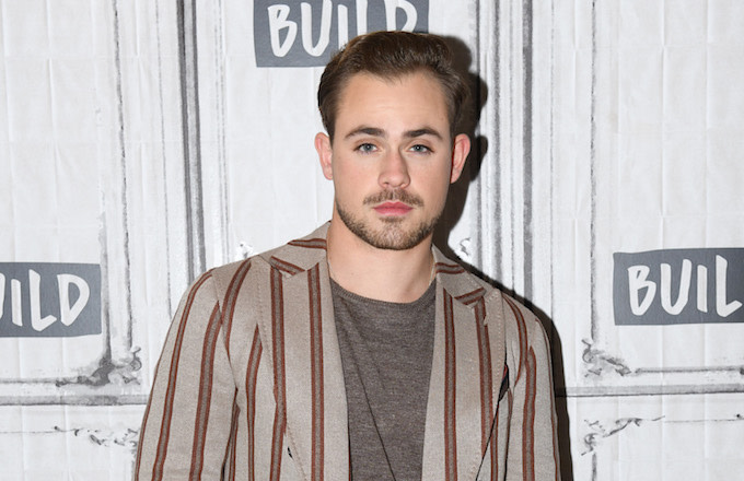 Dacre Montgomery visits Build Series to discuss 'Stranger Things.'
