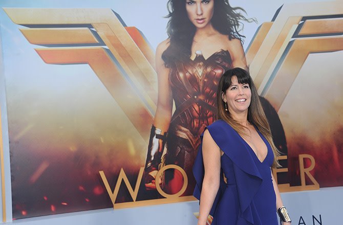 This is a photo of Wonder Woman
