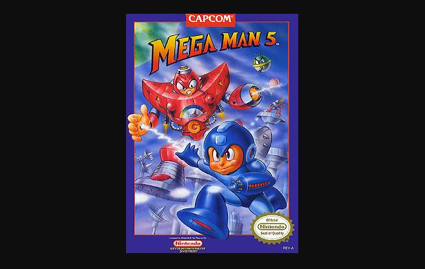 best-old-school-nintendo-games-mega-man-5
