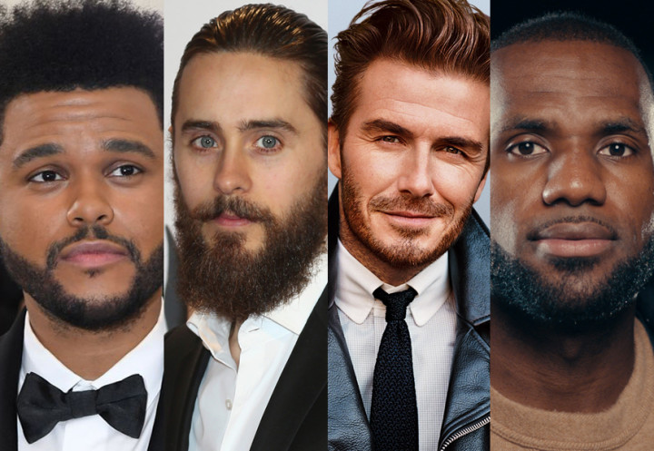 How-To Grooming Guide To Celebrity Facial Hair