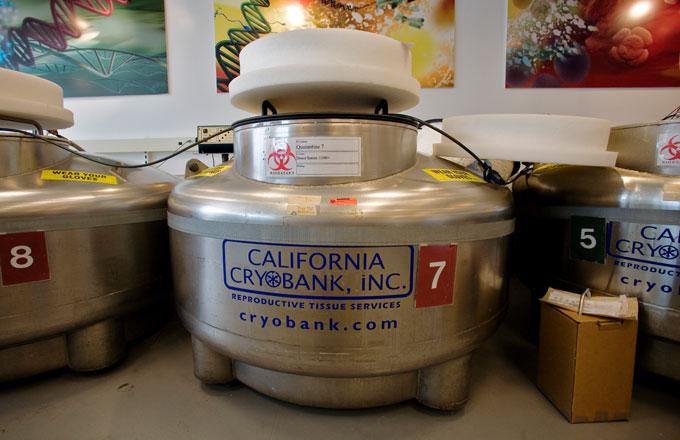 California Cryobank
