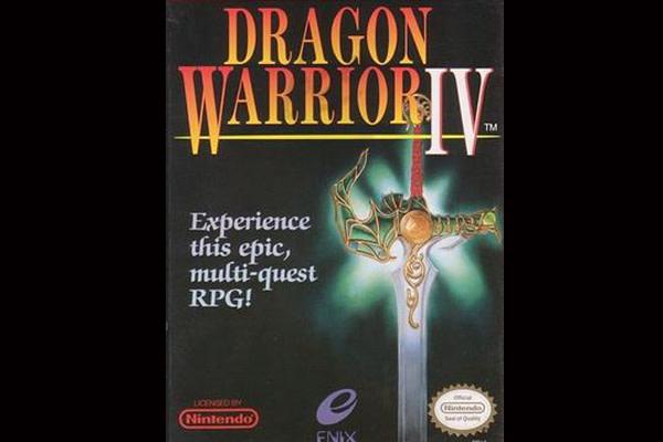 best-old-school-nintendo-games-dragon-warrior-iv