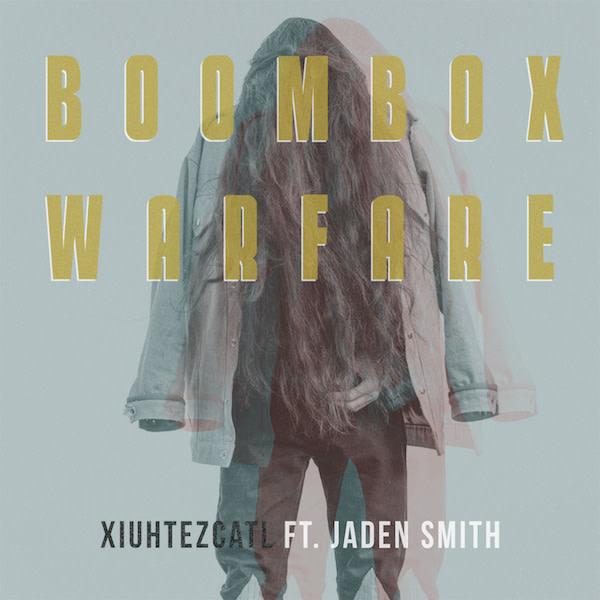 "Xiuhtezcatl ""Boombox Warfare"" f/ Jaden Smith"