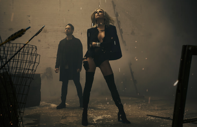 Phantogram 2016 Press Photo