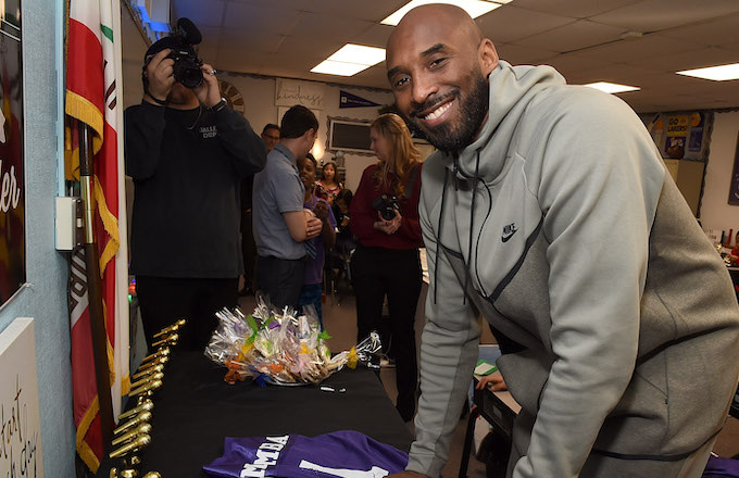 Kobe Bryant Believes Rockets Will Never Win A Title With
