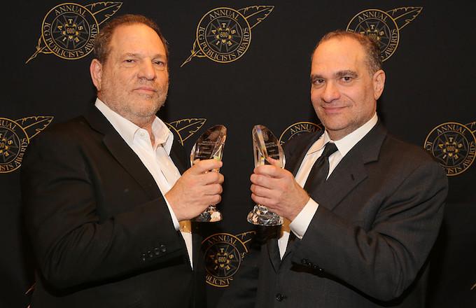 Weinstein brothers