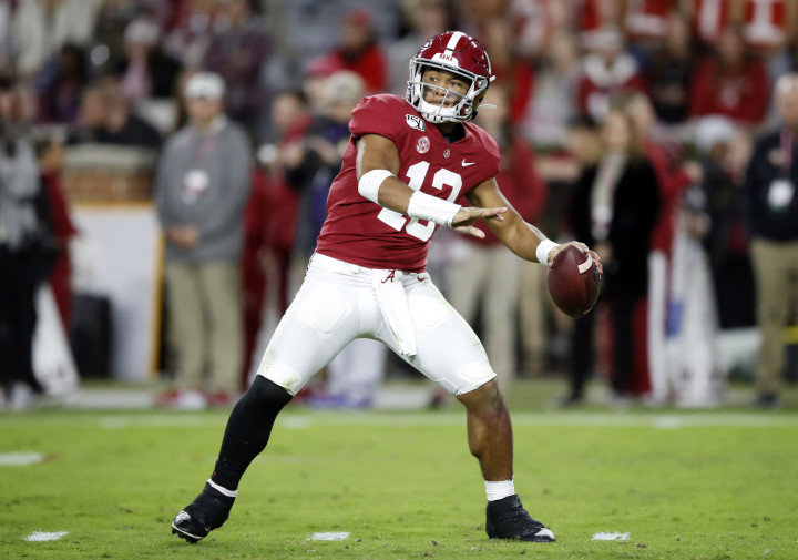College Football Rankings The Top Predictions For Week 12