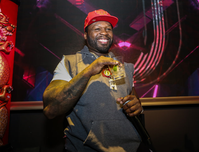 50 Cent Says the Golden Globes 'Sh*t' on Him Once Again