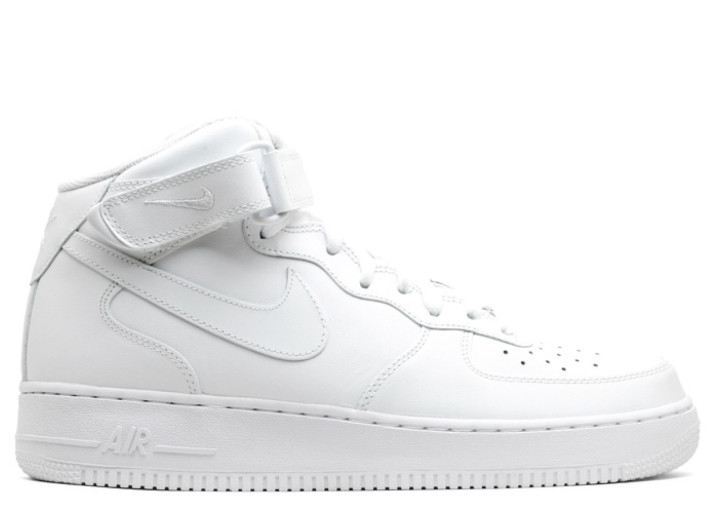 In Defense of Nike Air Force 1 Mids | Complex