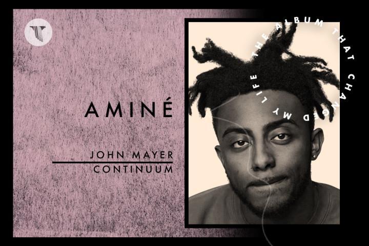 amine-album
