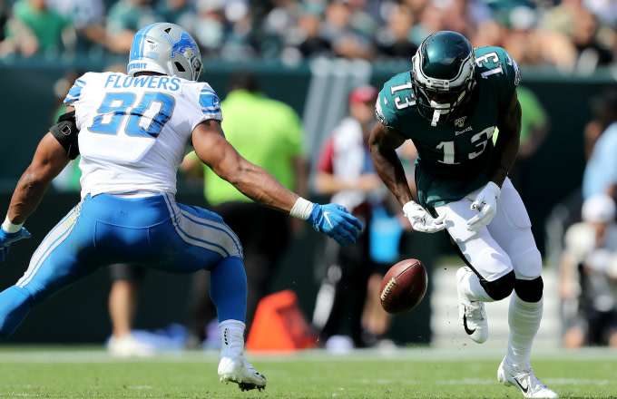 new product e3d47 b8bff Philadelphia Man Sends Shots at Eagles' Nelson Agholor After ...